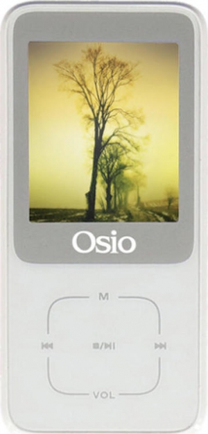 Osio SRM-8380W MP3 video player 8 GB