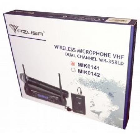 azusa-wr-358ld-vhf-dwukanalowy-system-mikrofonowy-z-dwoma-mikrofonami-do-reki