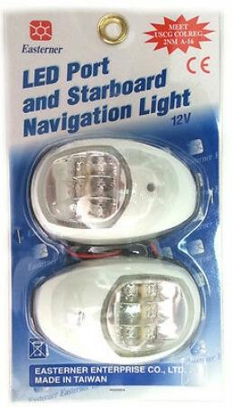Easterner-Plastic-Side-LED-Port-Starboard-Navigation-Light